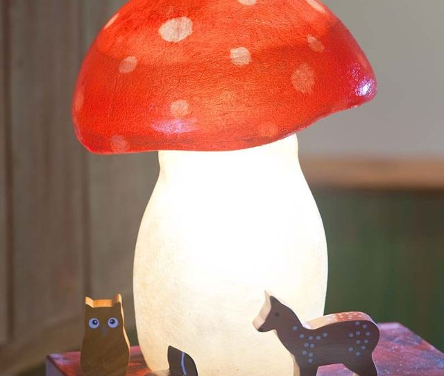 E Loves Toadstools After Watching Gnomeo And Juliet Recently Would Be A Nice Addition To Enchanted Forest