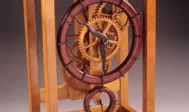 Antique Wooden Clock Kits | Wooden Thing