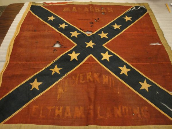 Third Bunting Issue Army of Northern Virginia Battle Flag ...