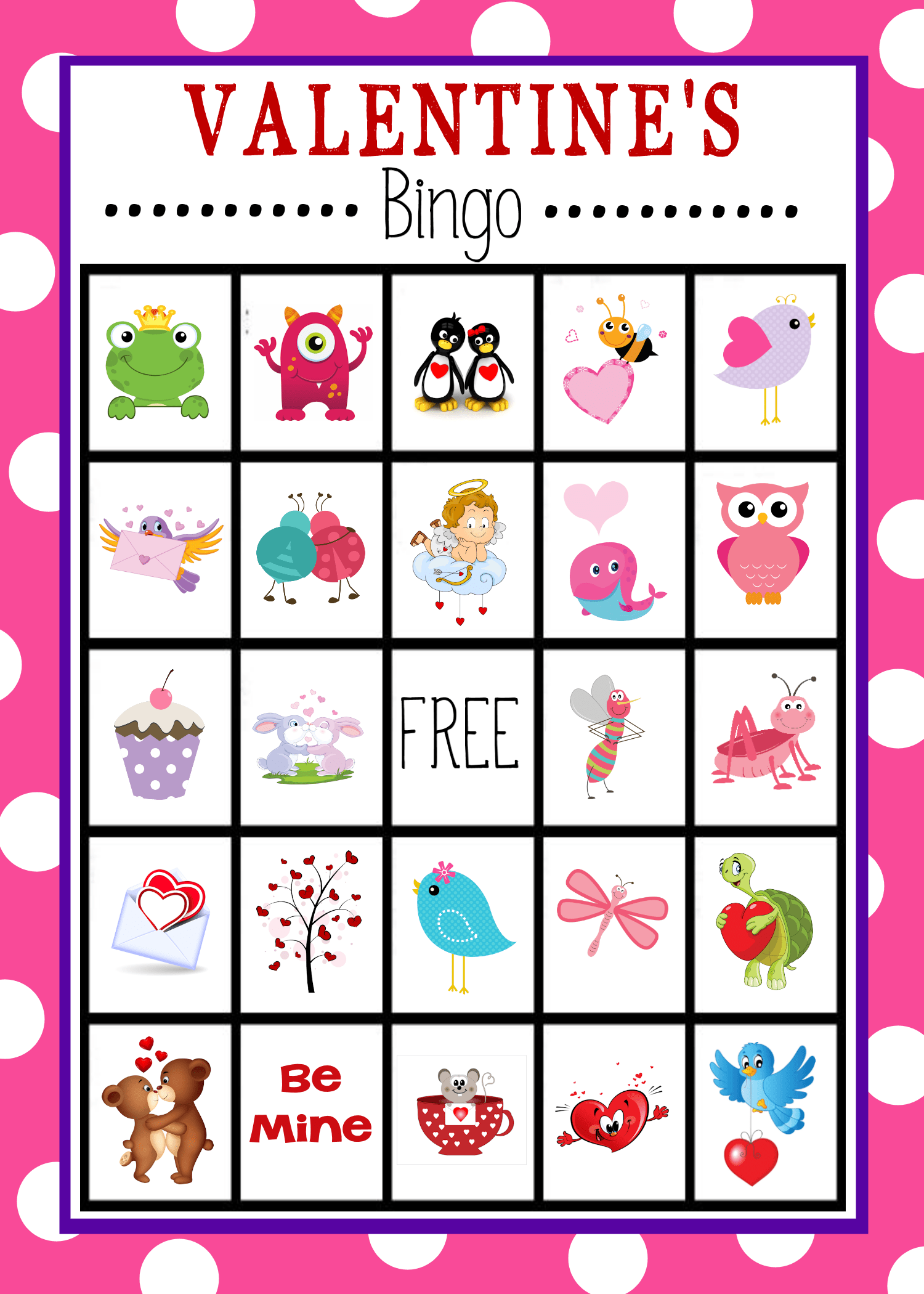 Best 25 Valentine Bingo Ideas On Pinterest Hearts Card