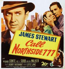 Image result for CALL NORTHSIDE 777 1948 movie