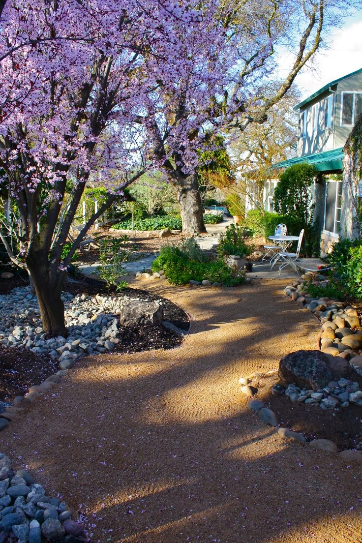 decomposed granite front yard - Google Search | front yard ... on Decomposed Granite Backyard Ideas id=96993