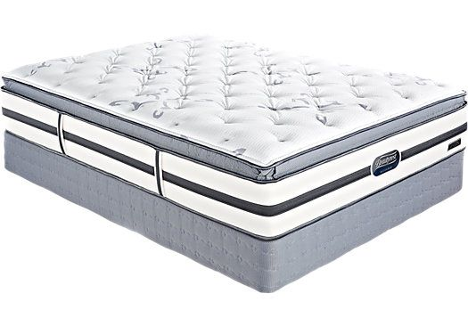For A Simmons Beautyrest Recharge Linden Forest King Mattress Set At Rooms