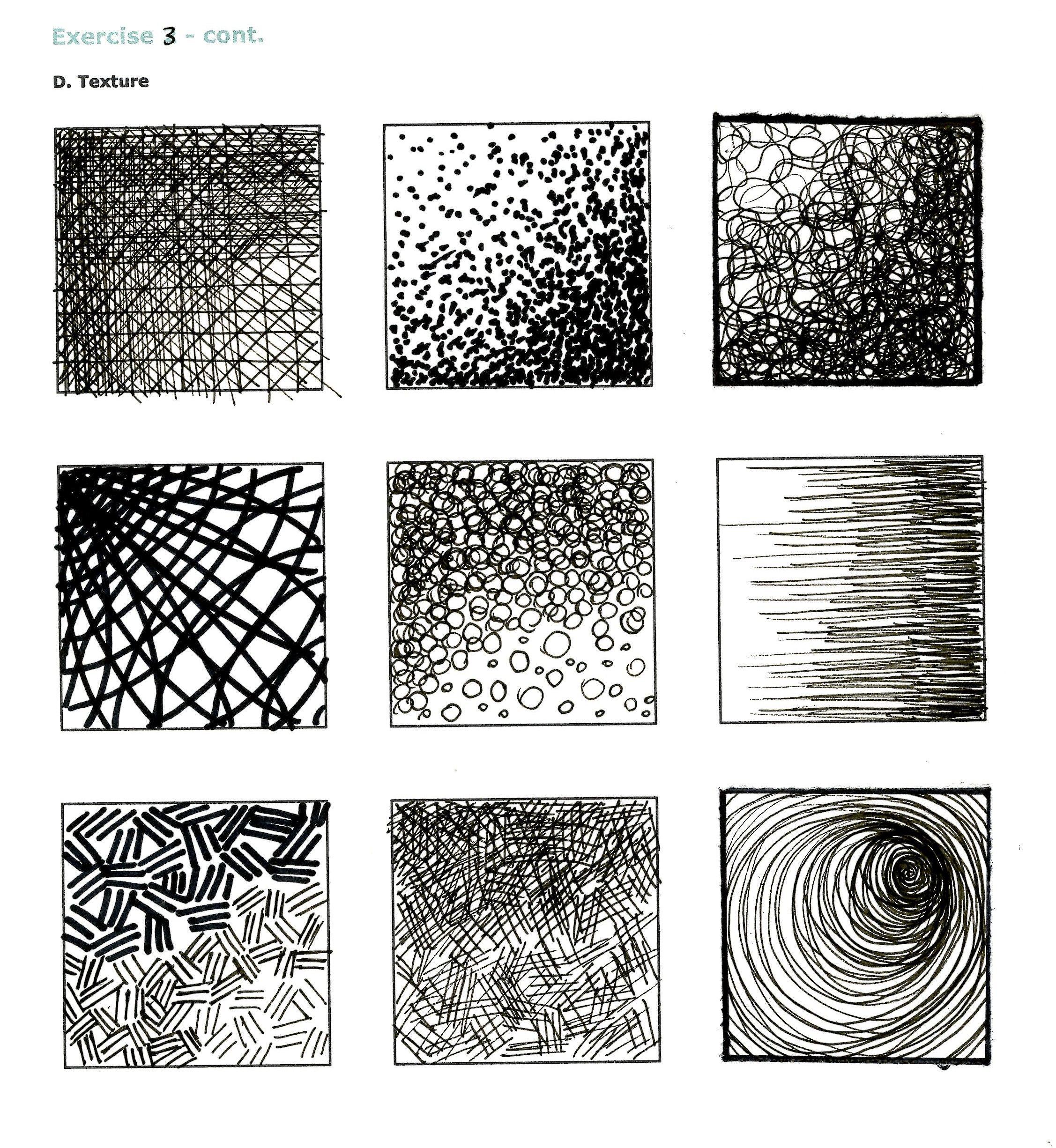 Parte1 Exercicio De Linha Textura E Degrade