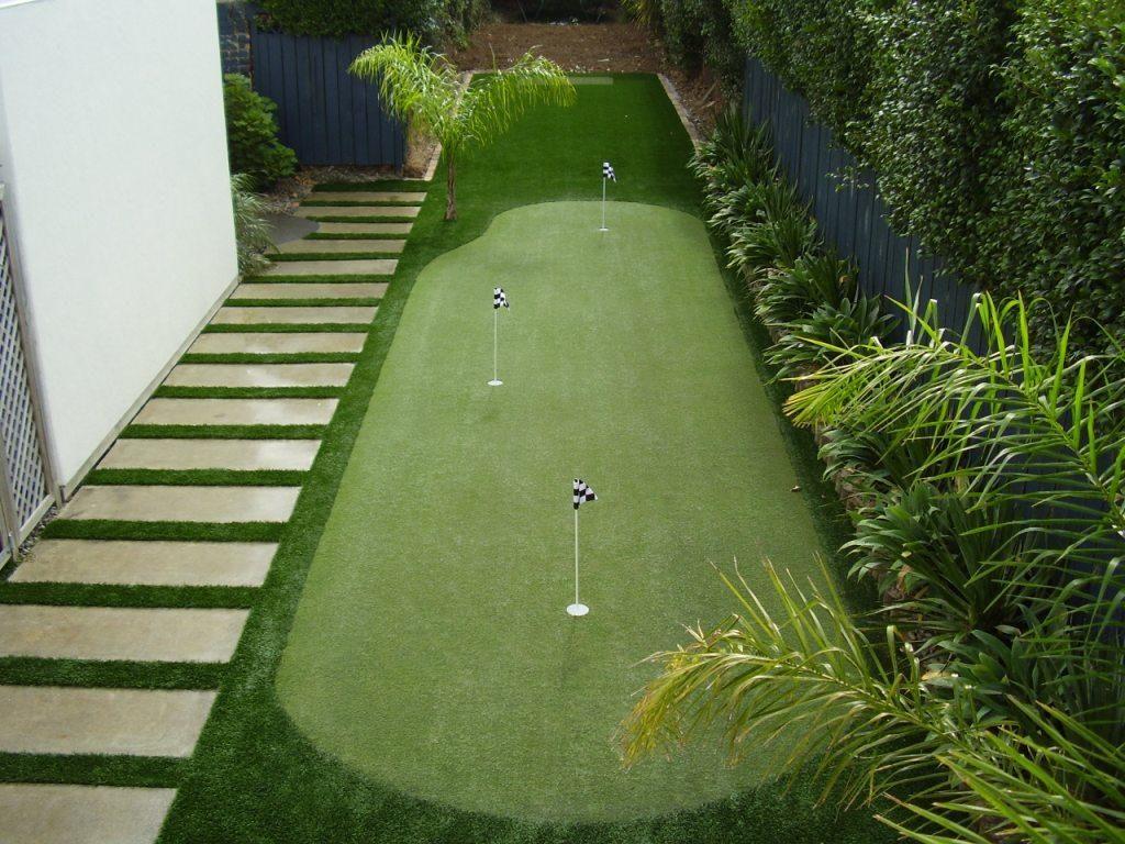 putting green backyard - Google Search | Recipes to Cook ... on Putting Green Ideas For Backyard id=16828