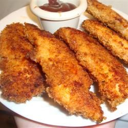 Baked Ranch and Parmesan Chicken – now thats my kind of chicken!