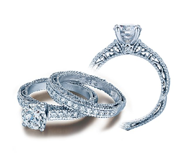 Christopher William Jewelers :: VERRAGIO VENETIAN ENGAGEMENT RING