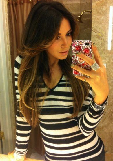 Jennifer Stano Ombre Hair. i might go to the salon right now and get this done!