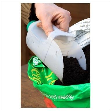 Recycled Milk Jug Scoop                                                       He
