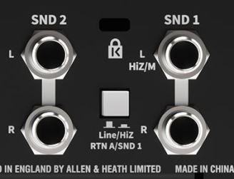 Allen & Heat Xone:96