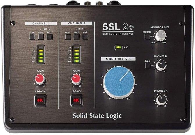 SSL 2+