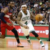 Wizards vs. Celtics