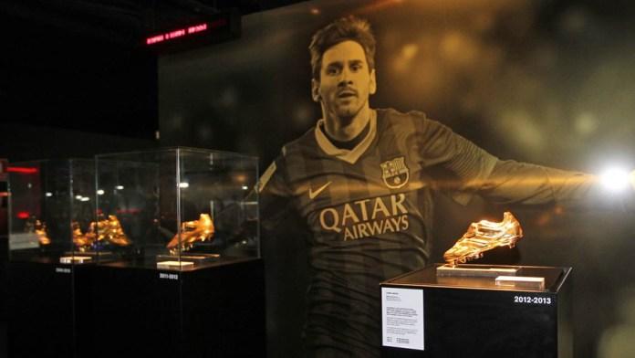 punto nueve de Messi