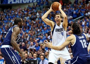 NBA: Playoffs-Oklahoma City Thunder at Dallas Mavericks