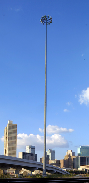 Stratus Products High Mast Poles And Lowering Devices