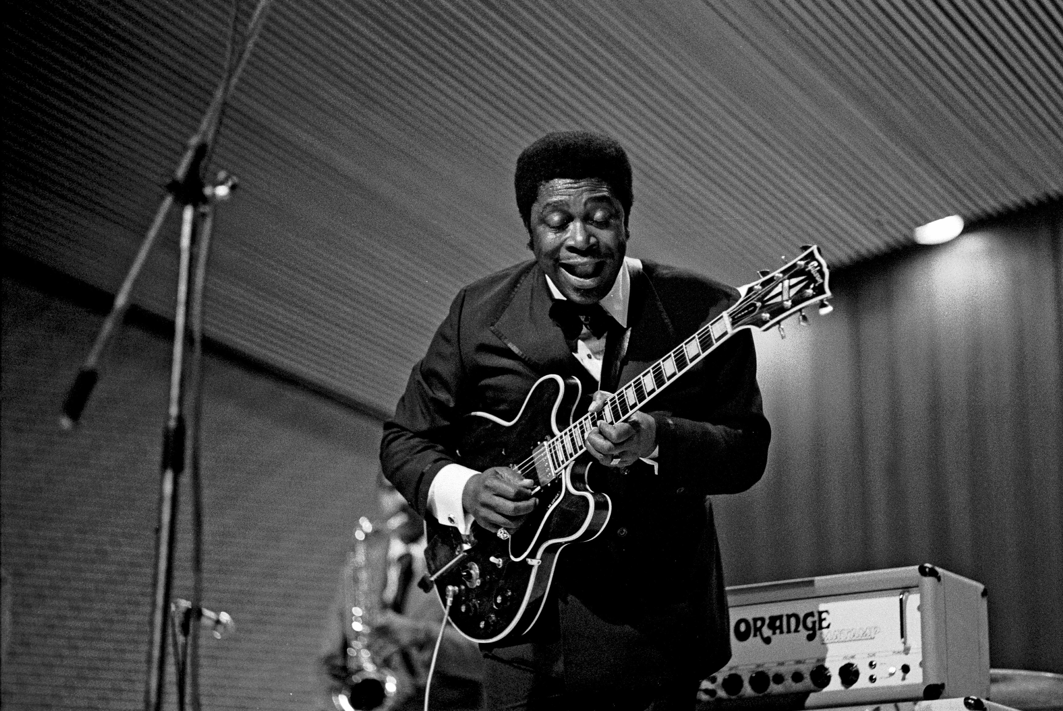 B B King The Blues And African American Identity