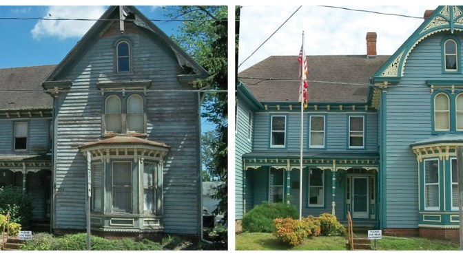 Reversing the Aging Process in Historic Queen Anne's County