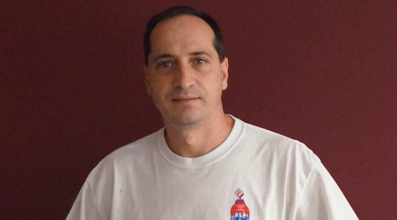 photo of paint contractor Allen Duda
