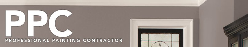 Professional Painting Contractor logo and header for winter 2016 issue