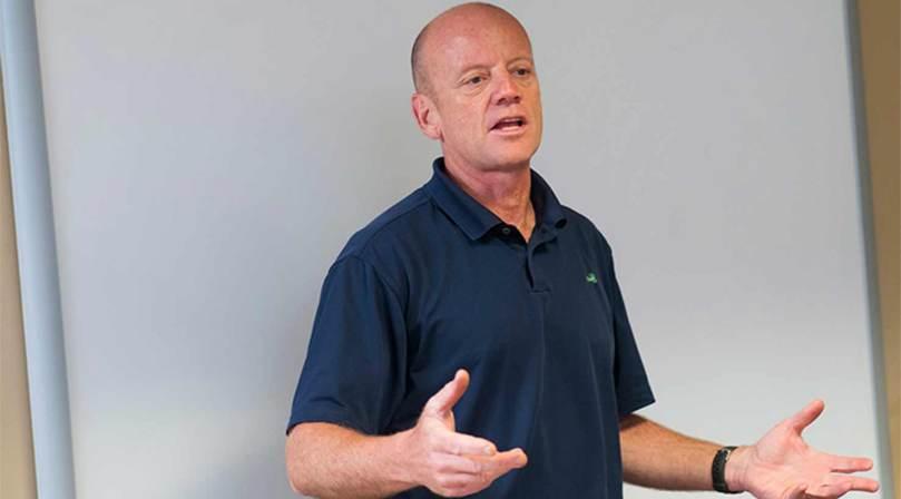 Kevin Nolan, president of Nolan Painting