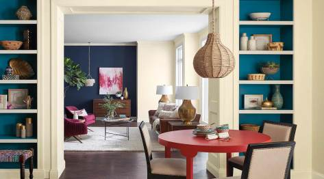 """2018 """"Unity"""" color palette from Sherwin-Williams"""
