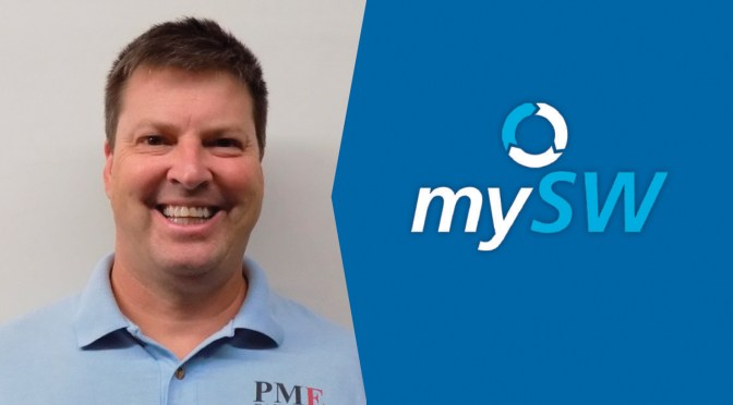 How mySW Helps Make My Day Easier: A Q&A with Painter Scott Long