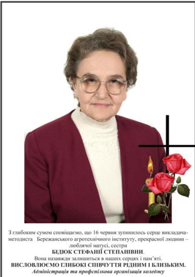 Жахлива трагедія на Тернопільщині: померла знана і шанована вчителька (ФОТО), фото-1