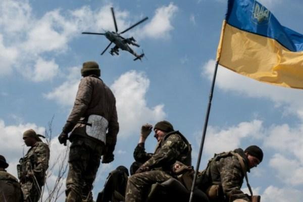 За сутки в АТО ранили 11 украинских военных, двое погибли ...