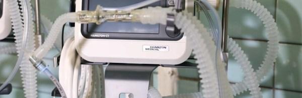 Запорожская больница получила 4 аппарата ИВЛ, - ФОТО | Новости