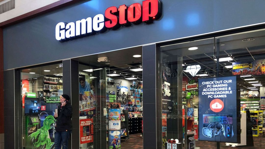 Robinhood abruptly restricts transactions for GameStop stock - ABC News