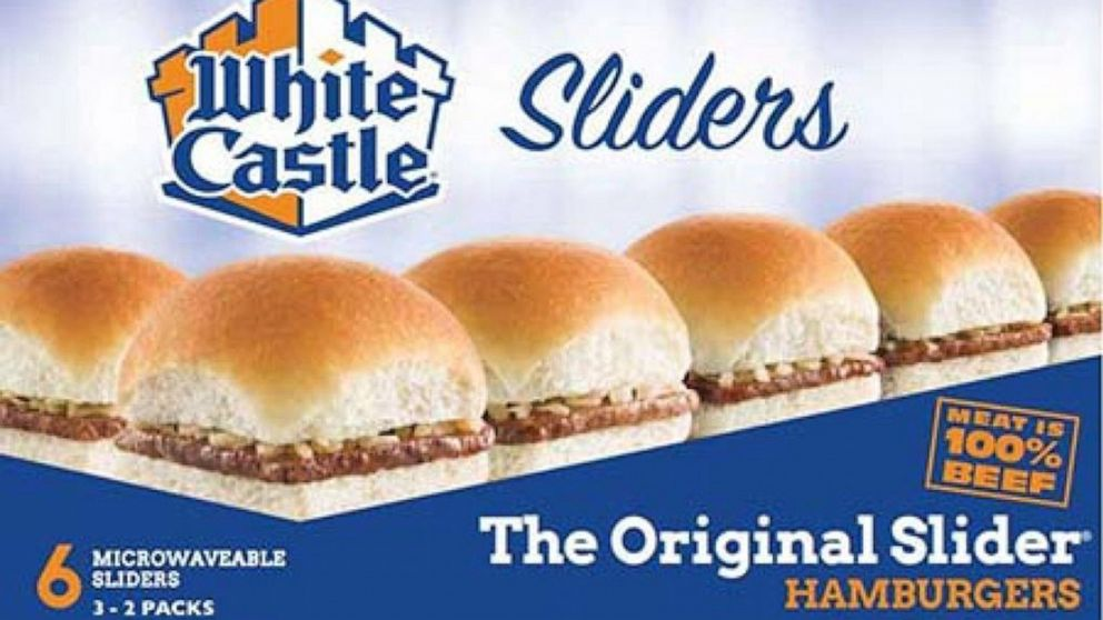 white castle issues recall for frozen burgers