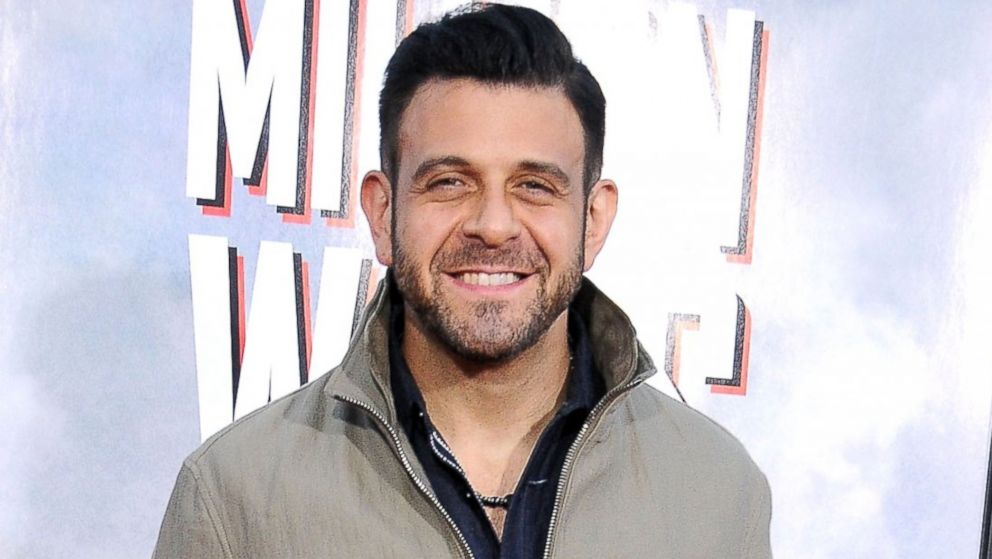 Adam Richman Apologizes For Inexcusable Remarks On