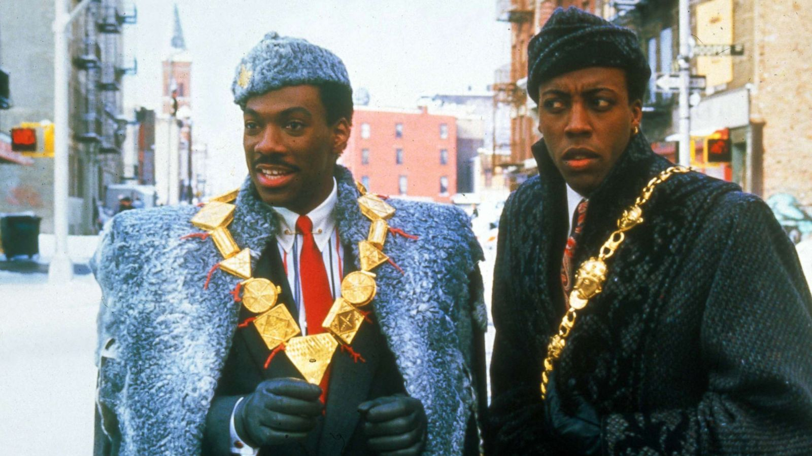 Coming To America Apartment