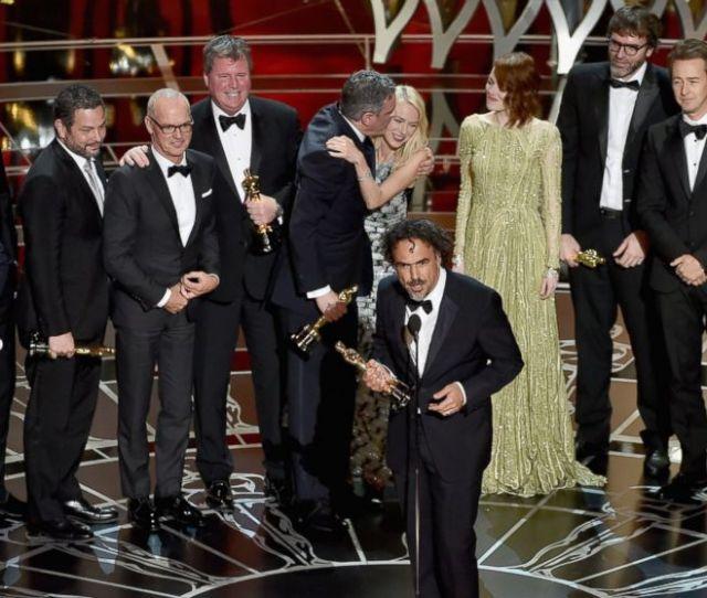 Oscar Winners The Full List  Abc News