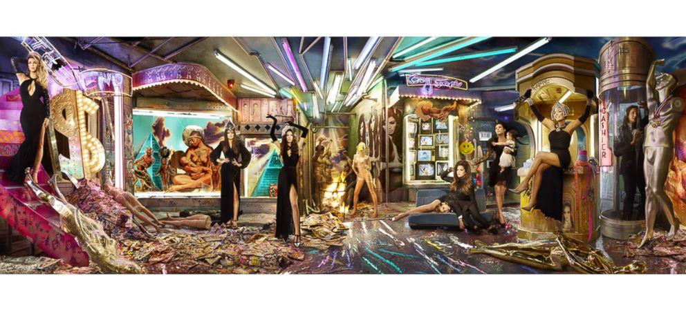 Kardashians Reveal Their Most Outrageous Christmas Card
