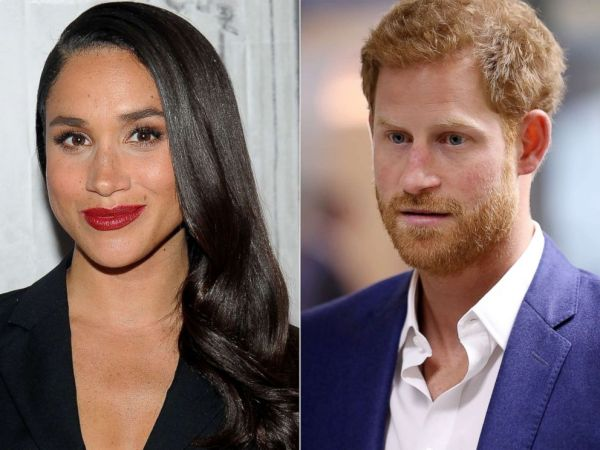 Prince Harry, Meghan Markle make first official public ...