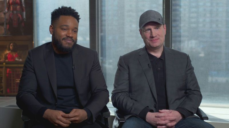 Ryan Coogler and Kevin Feige Interview