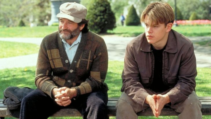 Good Will Hunting college movie