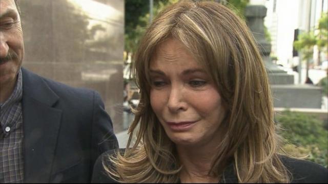 Farrah Fawcett Portrait Trial Charlies Angels Star