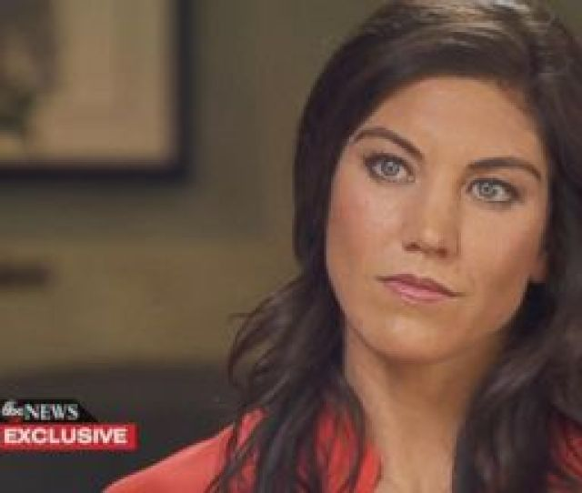 Soccer Star Hope Solo Addresses Domestic Violence Scandal