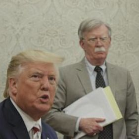 Trump's lawyers are trying to block the release of John Bolton's ...