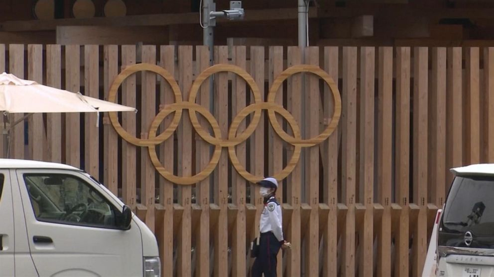 1st COVID-19 case confirmed in Tokyo Olympic Village