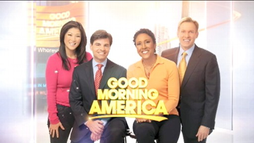 It's a New 'Good Morning America' Video - ABC News