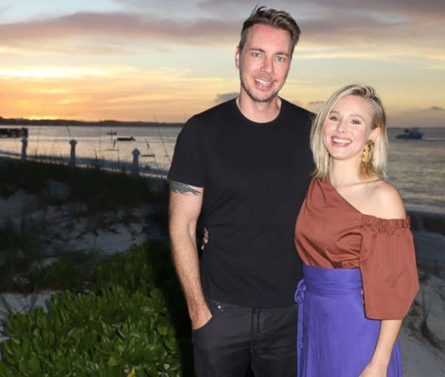 Kristen Bell Pens Touching Post For Dax Shepards Th Sobriety Birthday Abc News