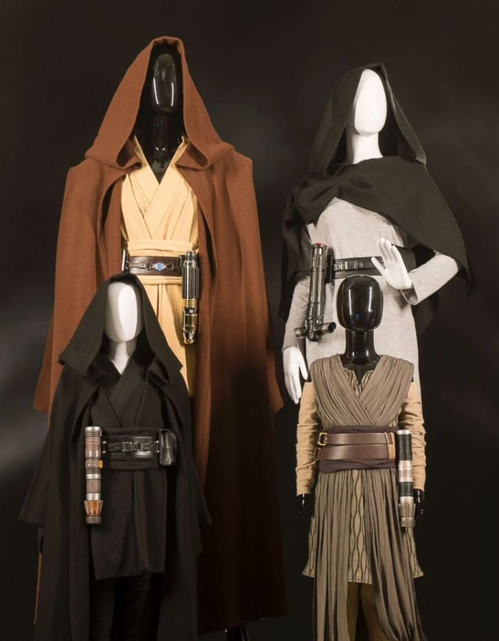 At Black Spire Outfitters inside Star Wars: Galaxy's Edge, guests will be able to mix and match clothing to create their own galactic style.