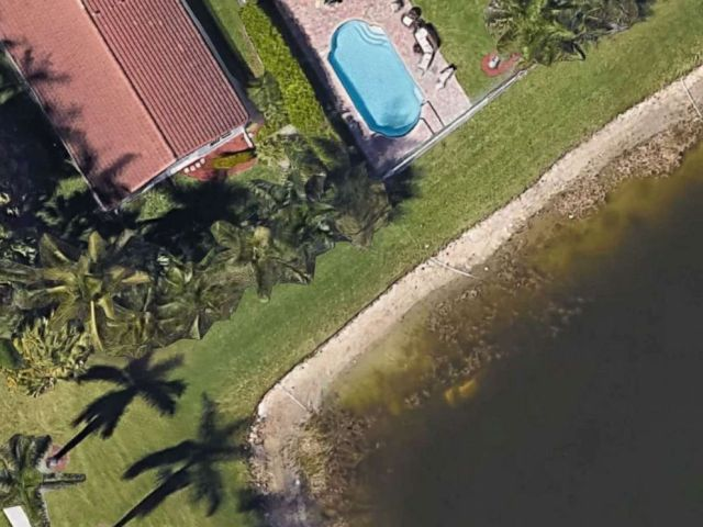 PHOTO: Moon Bay Circle, Wellington, FL. on Google Maps
