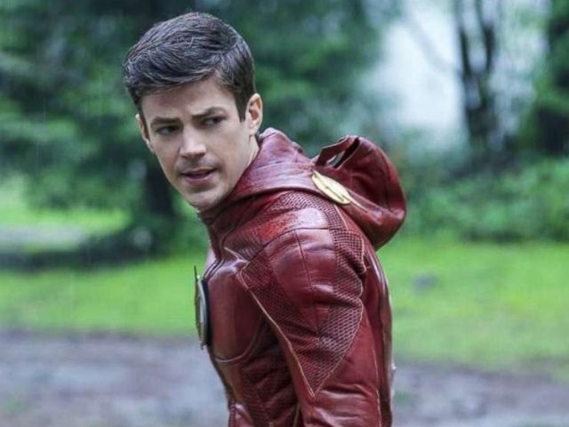 PHOTO: Grant Gustin plays Barry Allen in The Flash.