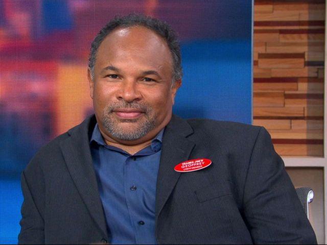 PHOTO: Geoffrey Owens, acteur du Cosby Show, est apparu en direct sur Good Morning America le 4 septembre.