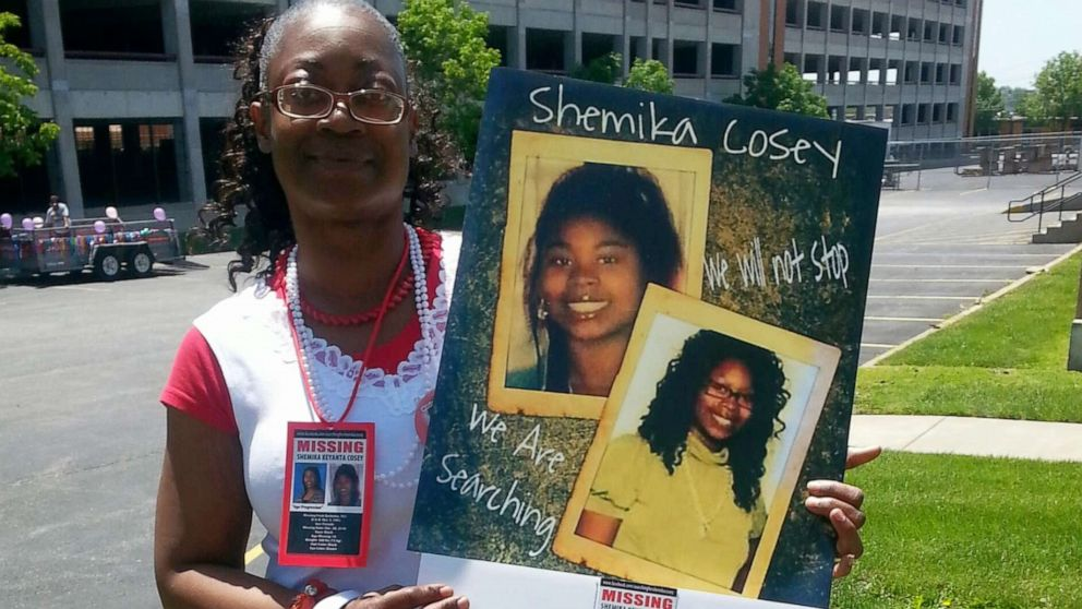 Families of missing black Americans fight for media, police