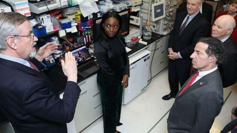 Kizzmekia Corbett, an African American woman, is p…